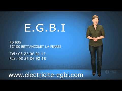 E.G.B.I : Electricité générale à Saint-Dizier (Haute-Marne)