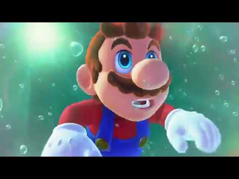 Super Mario Odyssey Full Game Movie All Cutscenes Youtube