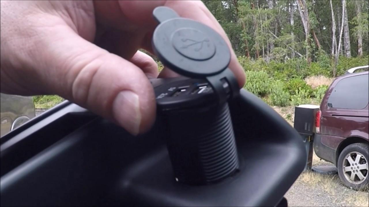 Usb Install On 2007 Chevy Silverado