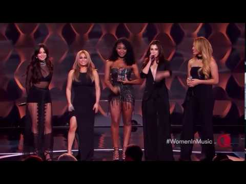 [HD] Fifth Harmony - Like I'm Gonna Lose You (Billboard Women In Music 2016)