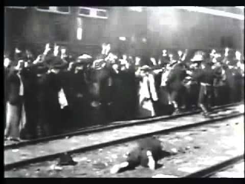 The Great Train Robbery - Le vol du grand rapide - Porter - 1903.mp4