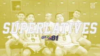Superlatives Game with the UST Growling Tigers | UAAP 81 Exclusive