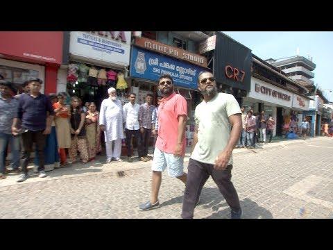 Udan Panam l A walk through Kozhikode Street l Mazhavil Manorama