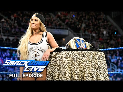 WWE SmackDown LIVE Full Episode, 17 April 2018