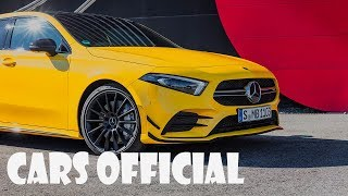 Mercedes-AMG A 35 4MATIC • 250 km/h • CarsOfficial
