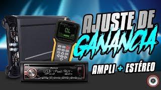 Ajuste de ganancia Amplificador + Autoestereo   Audio Online