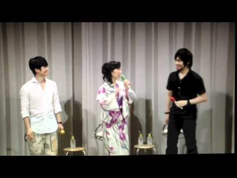 夏雪ランデブー (Yuya's moment ^^)