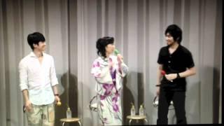 夏雪ランテ?フ?ー (Yuya's moment ^^)