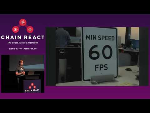 Chain React 2017: Building stellar user experiences with React Native by Alex Kotliarskyi