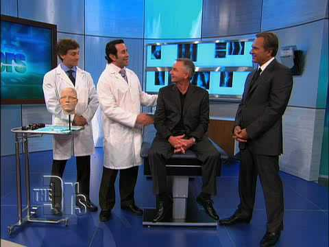 Watch Dr. Nassif on The Doctors Explain a Browlift