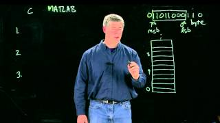 Differences between C and MATLAB (Kevin Lynch)