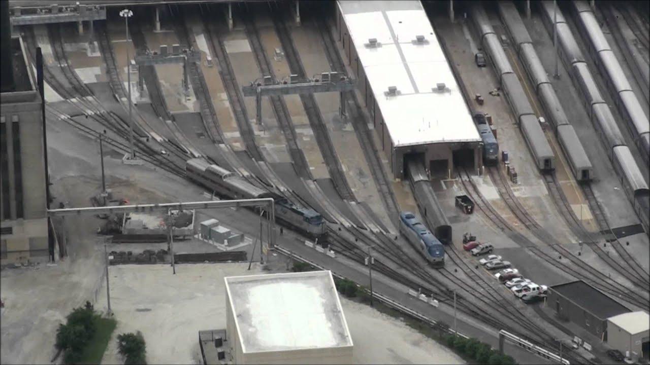Amtrak & Metra Floor 103 Willis Tower Chicago