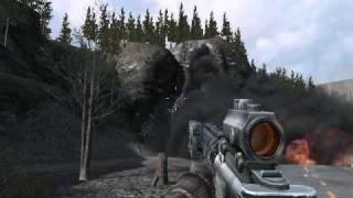 Call Of Duty 4 On ATI Radeon HD 3450