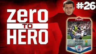 FIFA 14 - ZERO TO HERO - 100K PACKS!
