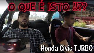 B16 TURBO com 4xxCV !!! *Honda Civic Coupe EJ2*