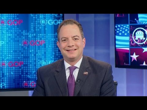 RNC Chair Reince Priebus on State of the Union: Full Inte...