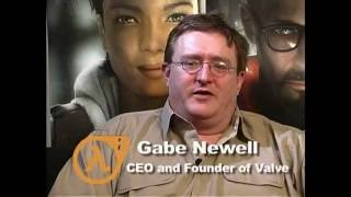 Half-Life 2 on XBOX Interview - Gabe Newell mp3