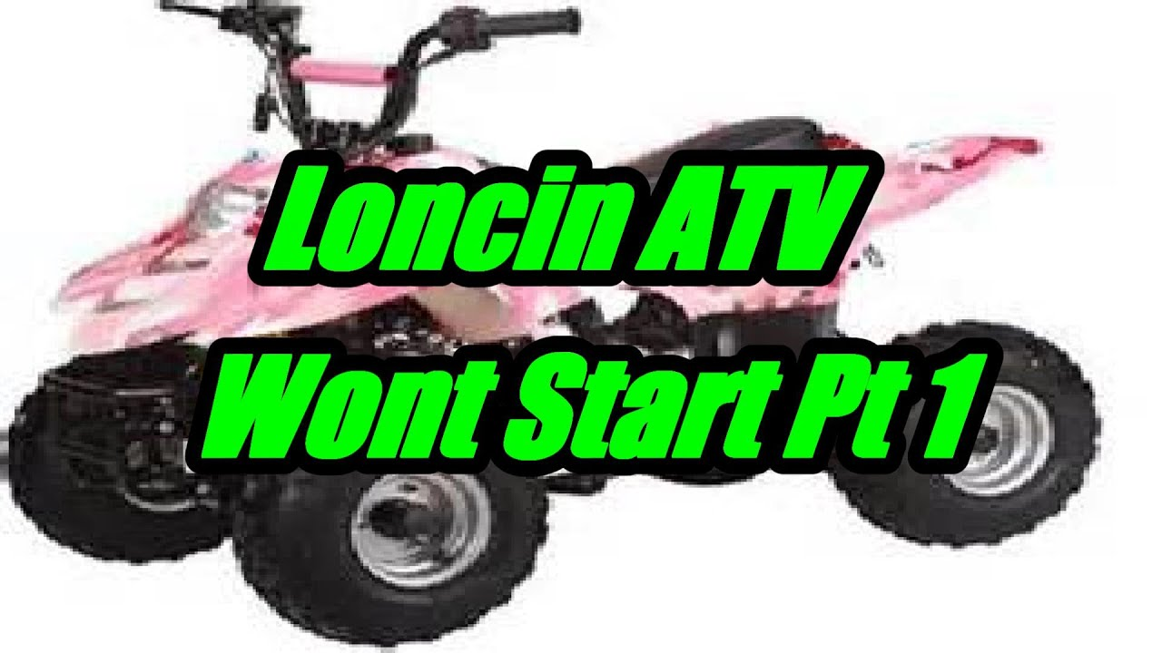 86 Cc Loncin Atv Wiring Diagram Will Be A Thing Chinese 110cc Pocket Rocket Repair Day 1 Wont Start Youtube Rh Com 110