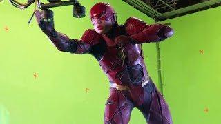 THE FLASH Character 'Justice League' Featurette [+Subtitles]