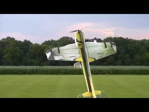 Crack Yak 39 Inch By Twisted Hobbys Airplane