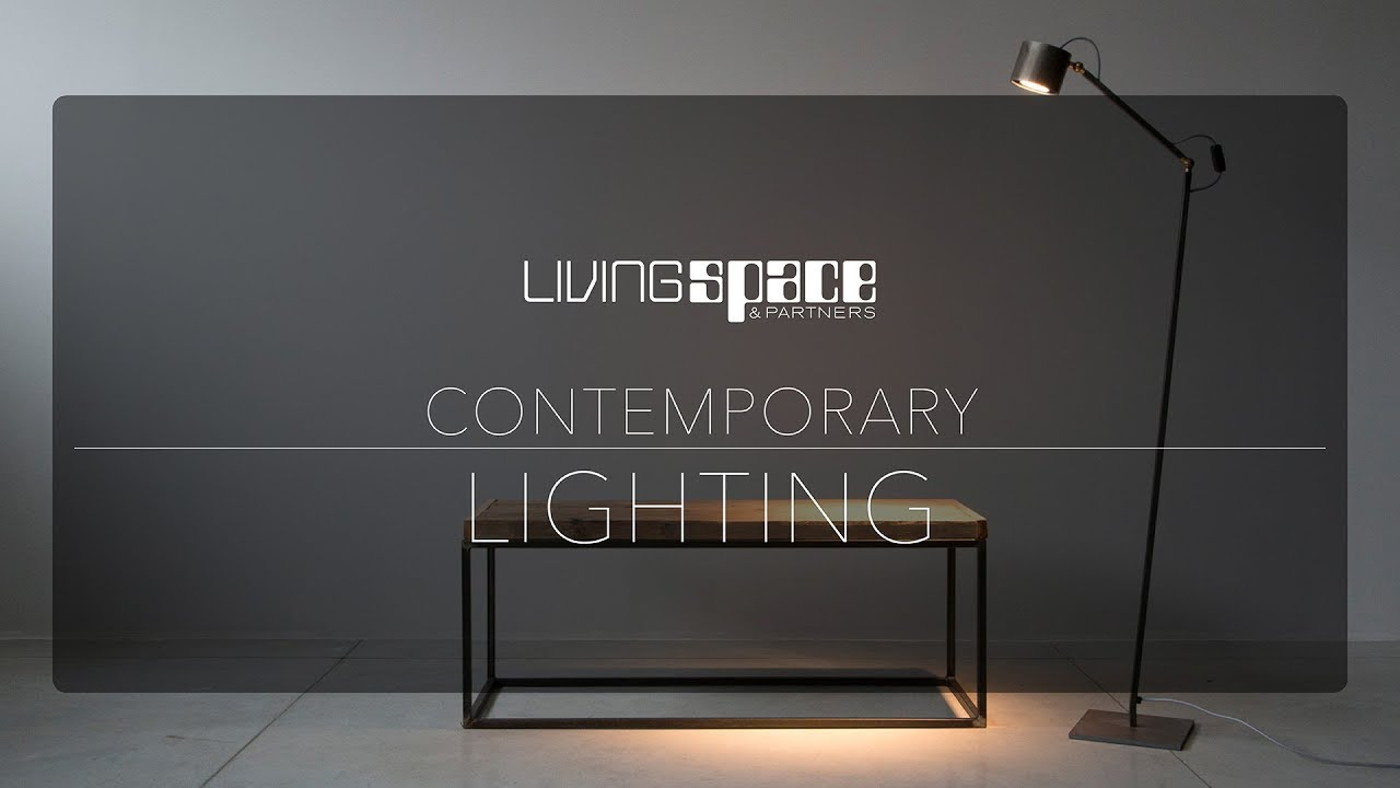 Living Space & Partners Contemporary Italian Lighting ...