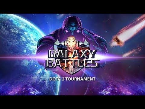 HR vs EC Game 1 | Galaxy Battles Major 2017 - Grand final | Hellraisers vs Evil Corporation