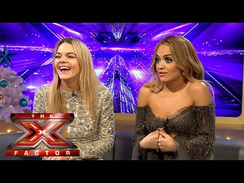 Melvin & Rochelle talk to your winner Louisa| The Xtra Factor 2015