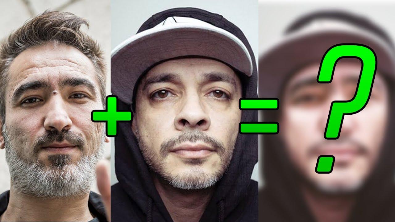 ÜNLÜLERİ BİRLEŞTİRİYORUZ! Sagopa + Ceza =? (Photoshop)