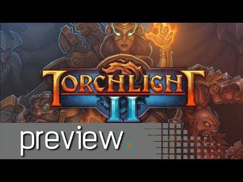 Torchlight II Switch Preview - Noisy Pixel - Самые лучшие видео