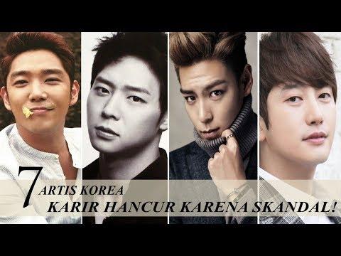 7 Artis Korea Yang Karirnya Hancur Saat Sedang Naik Daun! Mp3