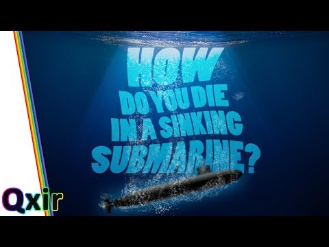 What Happens When a Submarine Sinks | Last Moments