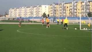 Entrenamiento BSC en Complejo de la Universidad de Chile 27/08/2012