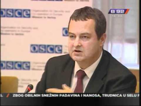 Dačić - Dosta više sa tim JSO