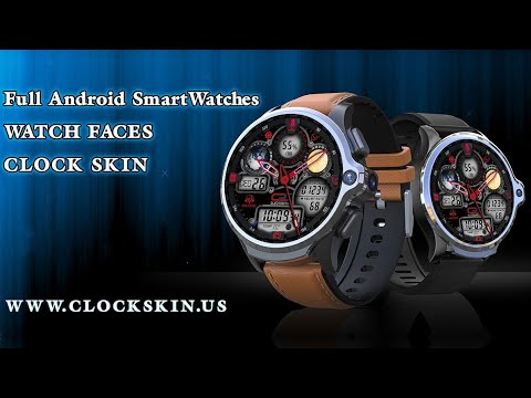 watch faces Clock skin for full android smart watch