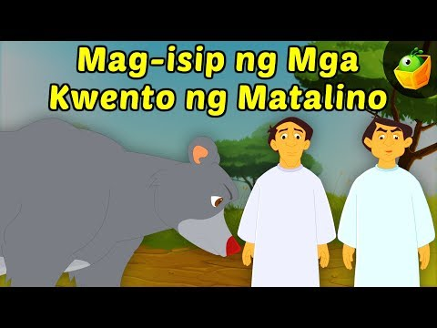 Think Wise Stories [Mag-isip Ng Mga Kwento Ng Smart] | BedTime Stories For Kids | MagicBox Filipino