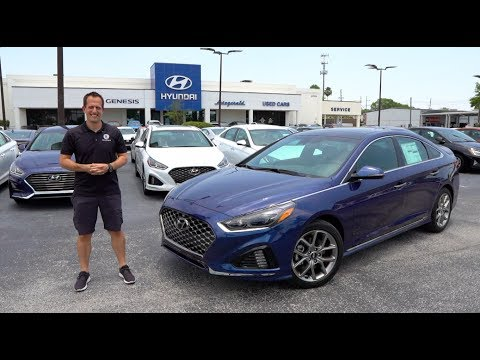 BUY a 2019 Hyundai Sonata Limited Turbo or WAIT for the 2020 Sonata?