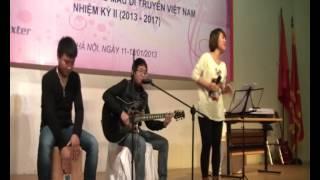 Khúc Xuân Yêu Đời - show 14 (20/1/2013) - Những trái tim biết hát