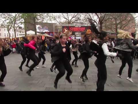 BTS Flashmob London UK Blood Sweat and Tears