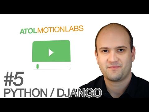 Atol Motion Labs #5 Python / Django