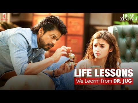 Download Dear Zindagi | Life Lessons By Dr. Jug | Mash Up | Shah Rukh Khan, Alia Bhatt