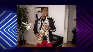 Eric Darius - LIVE FROM THE LIVING ROOM BAND CONCERT FINALE (Livestream)