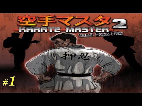 Прохождение Karate Master 2: Knock Down Blow #1 (Пацан пошел к успеху)