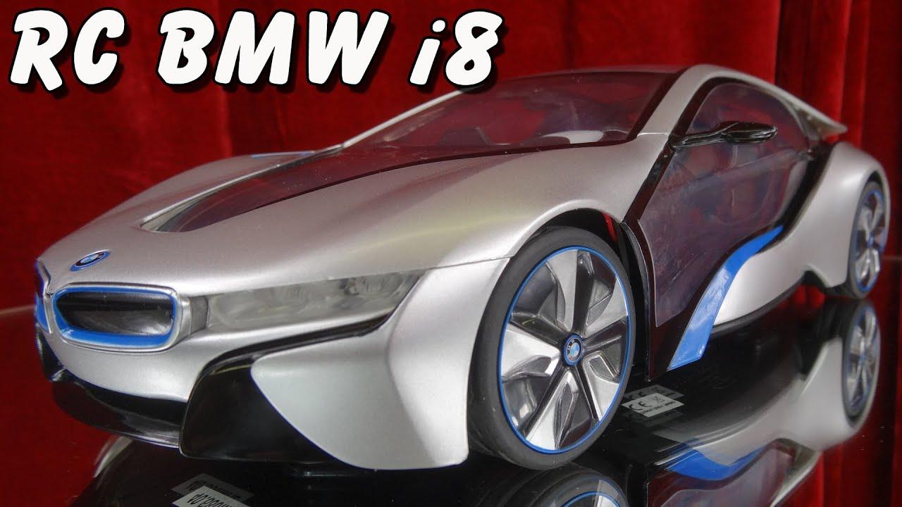 Rc Bmw I8 Ferngesteuert 114 Vorstellung Youtube