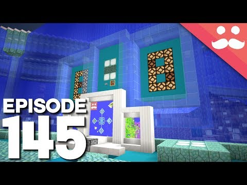 Hermitcraft 5: Episode 145 - The ULTIMATE SPOON COUNTER!
