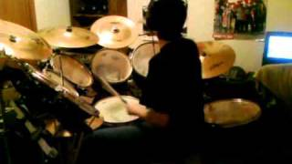 Hey Mickey Drum Cover
