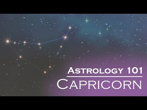 Capricorn Personality: The Power of Ambition