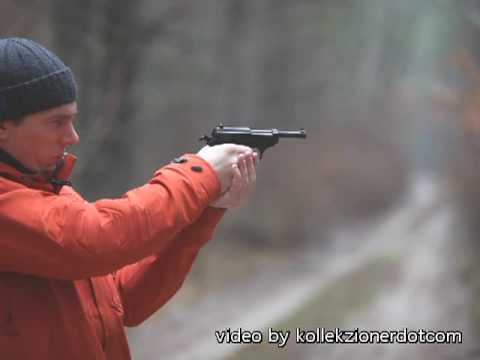 Walther P-38 video