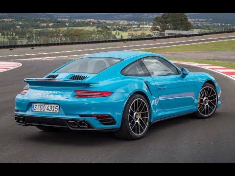 2018 Porsche 991.2 Turbo S - One Take