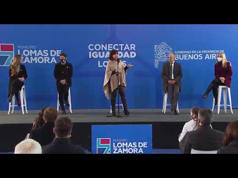 Cristina Fernández de Kirchner mencionó a Manzur