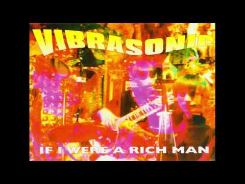 Vibrasonic - If I Were A Rich Man (Surf Version)
